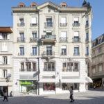 1 madeleine- facade-place de la pallud