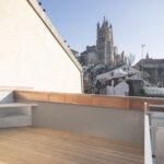 12 madeleine vue cathédrale de lausanne